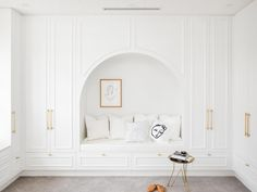 Three Birds Renovations - Bonnie's Dream Home - Master Suite - Walk In Robe The White Company, New Home Essentials, Three Birds Renovations, Huge Houses, Big Bedrooms, Cottage Bedrooms, Coastal Living Rooms, Modern Coastal, Coastal Country