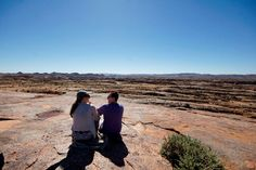 Visit the Moon Walk at Augrabies Falls, Kakamas - Go explore the Northern Cape!