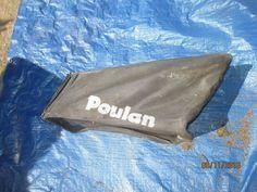 "POULAN LAWN MOWER 21"", GRASS CATCHER BAG"