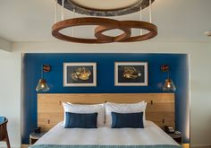 Hotel Presidente Intercontinental Cozumel was redesigned by mob who created a hospitality concept that represented contemporary Mexican design and culture.