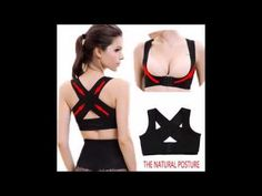 This posture corrector for your upper back and & shoulder support is sleek enough to hide underneath most clothing.