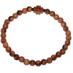 Orthodox Chotki Prayer Beads Rosary Onyx Jade 33 Bead Archangel St Gabriel