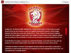 Budweiser - Wembley FC