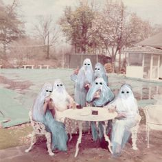 More creepy ghosts by Angela Deane - Ghost Photographs