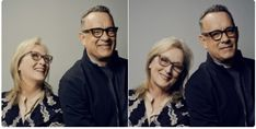 """You're both beheld as icons. """"Icons playing icons.""""  HANKS: Oh dear.  STREEP: Uh oh.  HANKS: Oh my.  STREEP: Good thing we don't read the reviews.  The New York Times, 2018."""