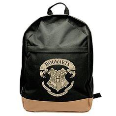 Harry Potter Hogwarts Crest backpack with suede look base Mochila Harry Potter, École Harry Potter, Objet Harry Potter, Harry Potter Backpack, Harry Potter Merchandise, Harry Potter Outfits, Harry Potter Birthday, Hogwarts Crest, Slytherin