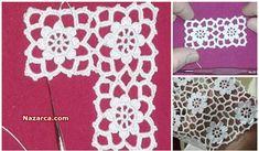 DANTEL VİTRİN TAKIMI YAPILIŞI TÜRKÇE VİDEOLU Crochet Doilies, Crochet Lace, Pattern, Home Decor, Crochet Edgings, Bedspreads, Crochet Squares, Dots, Tejidos