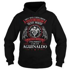 AGUINALDO Good Heart - Last Name, Surname TShirts