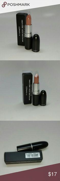 MAC creme lipstick~ Blankety AuthenticMAC  amplified creme lipstick~ Blankety. Never swatched  New with box. Super creamy Formula. Georgous color. MAC Cosmetics Makeup Lipstick