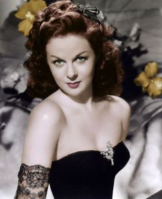 susan hayward Actress,oscar winner.