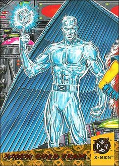 Iceman ('94 X-Men Gold Team)