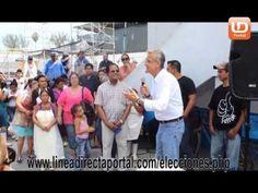 El candidato a la alcaldía de Mazatlán por la coalición Unidos Ganas Tú, llamó a redoblar esfuerzos para conquistar a más ciudadanos y que voten por él, sin titubeos o miedo