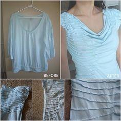 Stylish T-shirt - DIY - AllDayChic