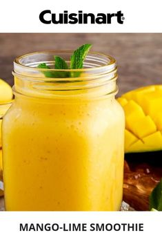 Mango-Lime Smoothie #smoothie #mango #healthy #blender Smoothies, Cheap Rice Cooker, Hand Blender, Blender Recipes, Good And Cheap, Healthy Drinks, Cucumber, Food Processor Recipes, Smoothie