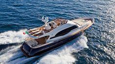 Mochi Dolphin 74' Cruiser - Photo gallery - Mochi Craft Yacht