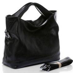 Leren messenger damestas Deze tas kunt u gebruiken als schoudertas en handtas.