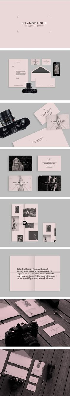 Eleanor Finch Photography Branding