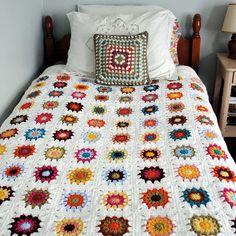 Starburst blanket