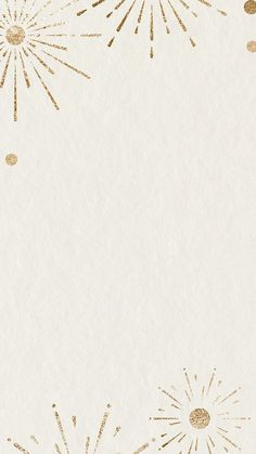 Download free illustration of Festive firework phone wallpaper beige