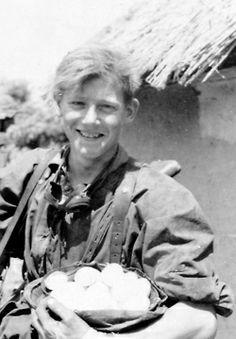 German soldier. Kursk 1943.