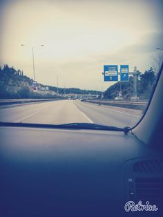 on the road .. <3