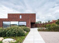 Raf Segers Architect | Woning SJ Maaseik