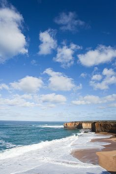 Great Ocean Road, Victoria, Australia - A wonderful and wild place!