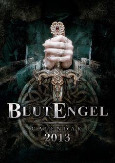 Blutengel 2013 - Kalender