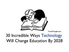 30 Incredible Ways Technology Will Change Education By 2028