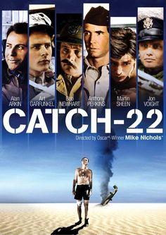 catch 22 | ARDIL 22 - Catch-22