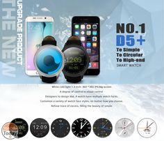 NO.1 D5 Smartwatch Black 8Gb Rom 1Gb RAM 85€ Spedizione e Dogana inclusi #Xiaomi #Android #Bluetooth #Conto #Coupon #Deal #Gearbest #NO1D5 #Offerta #Remote #SmartWatch #Smartphone #SmartWatch #Waterproof https://www.xiaomitoday.it/?p=7028