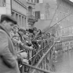 Fischerei Saison-Beginn in Luzern. Com_M13-0041-0001-0003