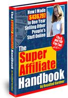Thinking about blogging and adding some extra income? Check out The Super Affiliate Handbook