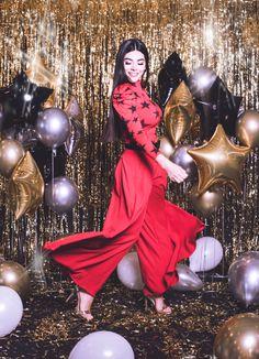 Girl Birthday, Birthday Ideas, Happy Birthday, Glam Girl, Aesthetic Hair, Latex Balloons, Photoshop, Selfie, Photography