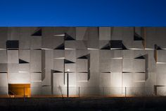 Gallery of National Archives Preservation Facility / May + Russell Architects - 2