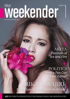 Tokyo Weekender November 2014 edition - Read the digital edition by Magzter on your iPad, iPhone, Android, Tablet Devices, Windows 8, PC, Mac and the Web.