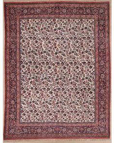 New Contemporary Persian Qazvin Area Rug 1415 - Area Rug