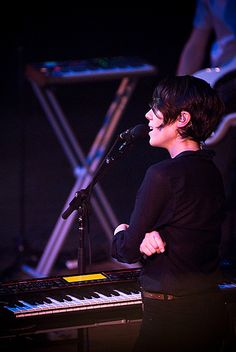 Sara Quin- I would like to look like this at work
