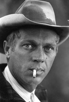 Les photos introuvables de Steve McQueen prises au printemps 1963 Those eyes...