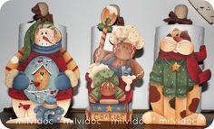 Milvidoc *sogni di country painting ... e altro*: Regali di Natale