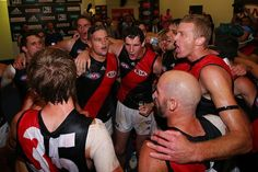 Rnd 17 Bombers crush Collingwood and jump into the eight