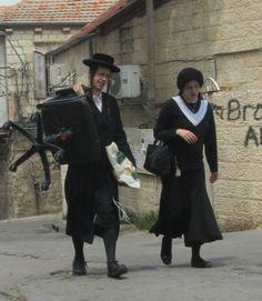 Las mujeres judías, divididas entre el éxito y la sumisión | Blog Mujeres | EL PAÍS – AB Magazine