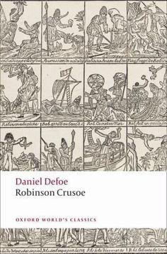 Oxford World's Classics: Robinson Crusoe by Daniel Defoe and Thomas Keymer (2009