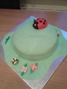 Sophie's 1st birthday cake