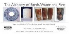 Alchemy of Earth, Water and Fire Invitation