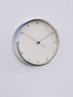 Rudolph De Harak. Clock Model No. 101. 1966