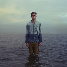 Beautiful Self Portrait Photography by Joeri Bosma