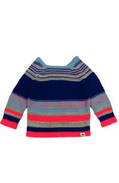LITTLE MARC JACOBS Wide Stripe Sweater -14 -ASSORTED. Composition  Fabric1   84 16b6e23126