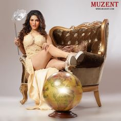 Sunny Leone Declared Herself Shy | Music & Entertainment
