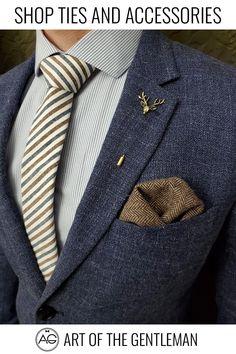 Modern Gentleman, Gentleman Style, Dapper Gentleman, Suit Fashion, Mens Fashion, Fashion Outfits, Men's Outfits, Fashion Edgy, Sharp Dressed Man